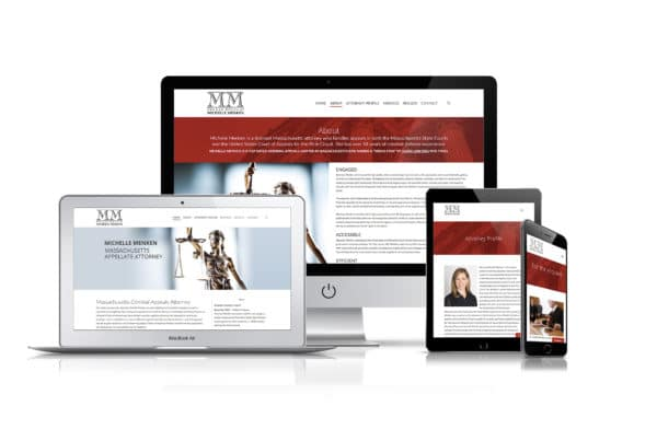 Law Firm Web Design portfolio